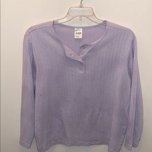 Blair lavender blouse
